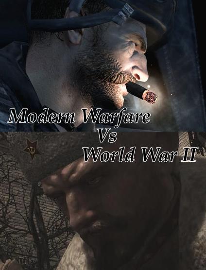 following it's modern predecessor Call of Duty 4: Modern Warfare