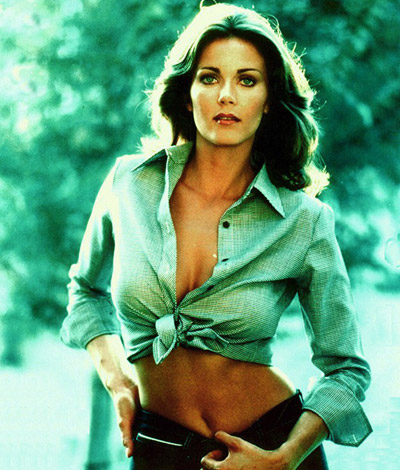 Lynda Carter Sexiest Wonder