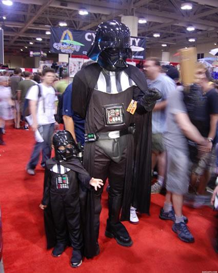 Top 10 Creative Star War S Darth Vader Cosplays I Want