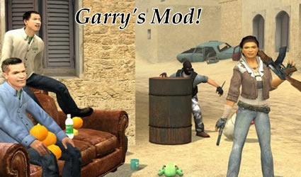 Half-Life 2 Garry's Mod Version 9 0 4! Garry's Got's the Goods!