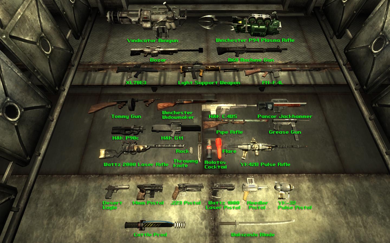Fallout 1 Моды