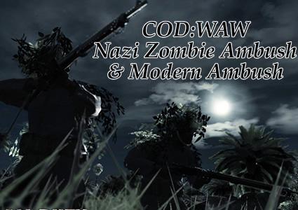 Cod5 Zombie Map