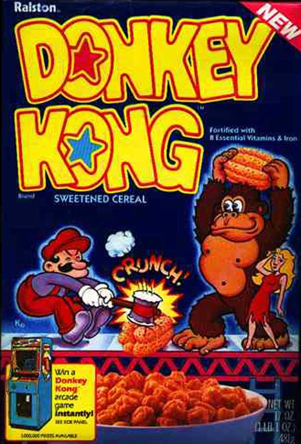 cereal-donkey-kong