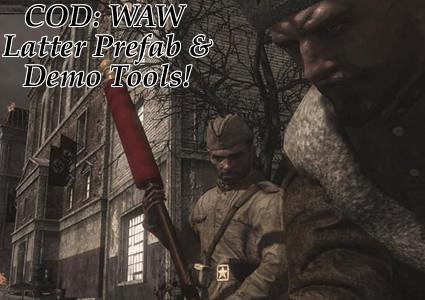 Call of Duty 5: World at War Mods! Latter Prefab, & COD:WAW Player ...
