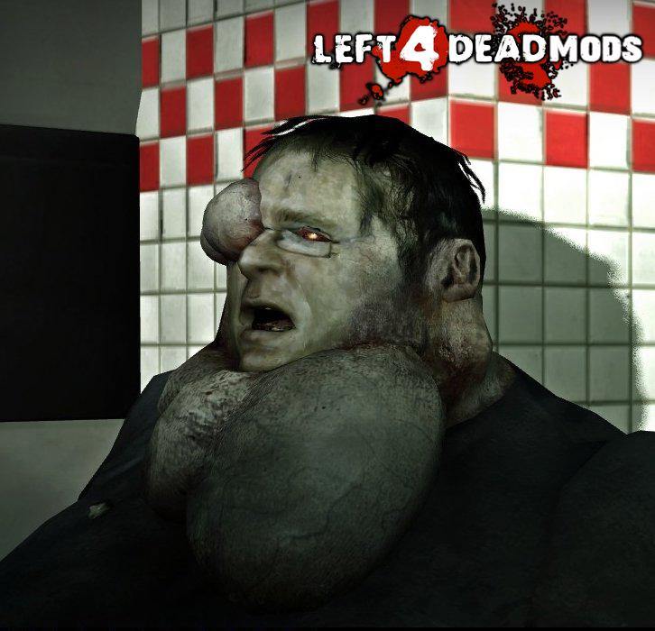 Left 4 Dead Skins 4 Boomer & Tanks! Come'on Brighten Up Their Day!