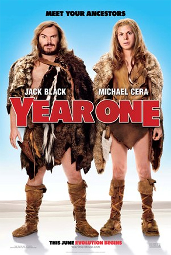 Year One (Jack Black) Movie poster