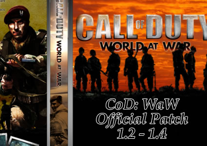 Cod: waw 1. 4 to 1. 5 patch + map pack 2 file mod db.
