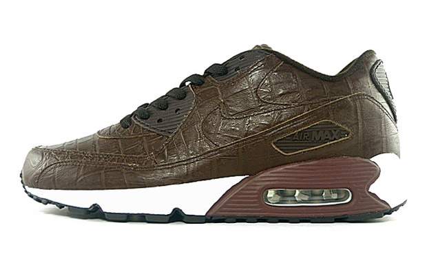 nike air max 90 brown leather
