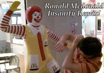 mcdonalds ronald ugghh