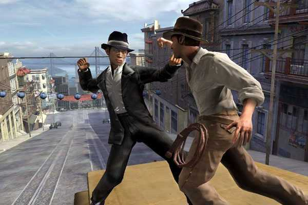 Wii is a casual/kiddy system! Indiana_jones