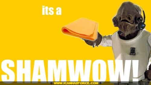 Shamwow Logo