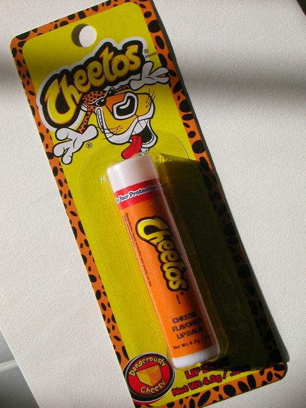 Tasty Cheesy Cheetos Lip Balm For Dry Amp Crusty Lips Get
