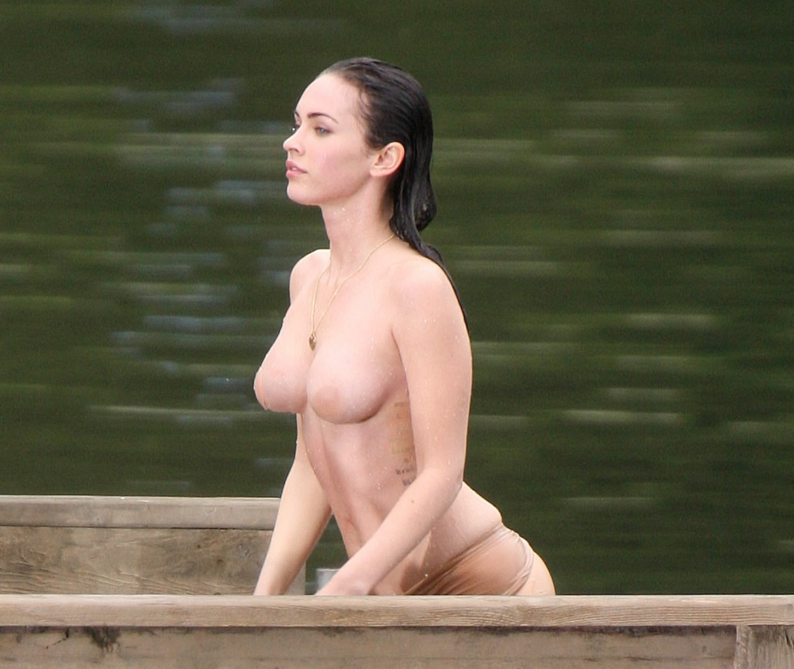 megan fox boobs