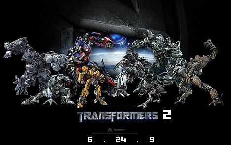 One Minute Of Pure Transformers 2 Revenge The Fallen Get Ready June 24 2009 Because Michael Bay Is Coming Through W A Rape Stick