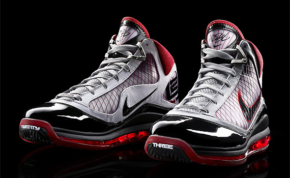 """... Basketball shoes; LeBron James' Nike w/ """"D.O.A."""" By Jay-Z; The Air ..."""