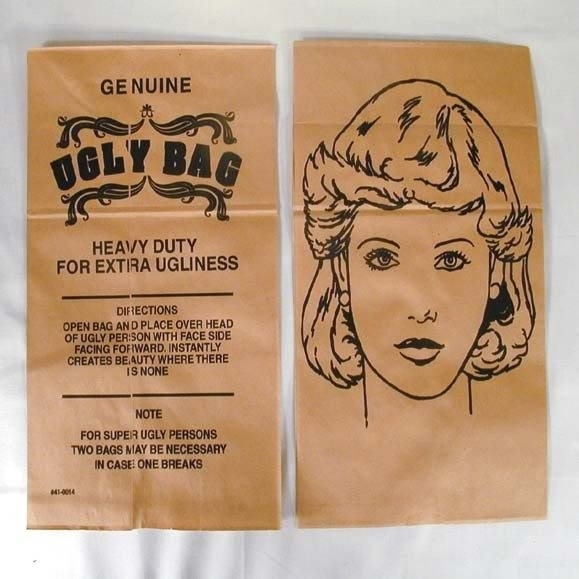 The Illustrated Brown Paper Bag W O The Hole A Nasty New