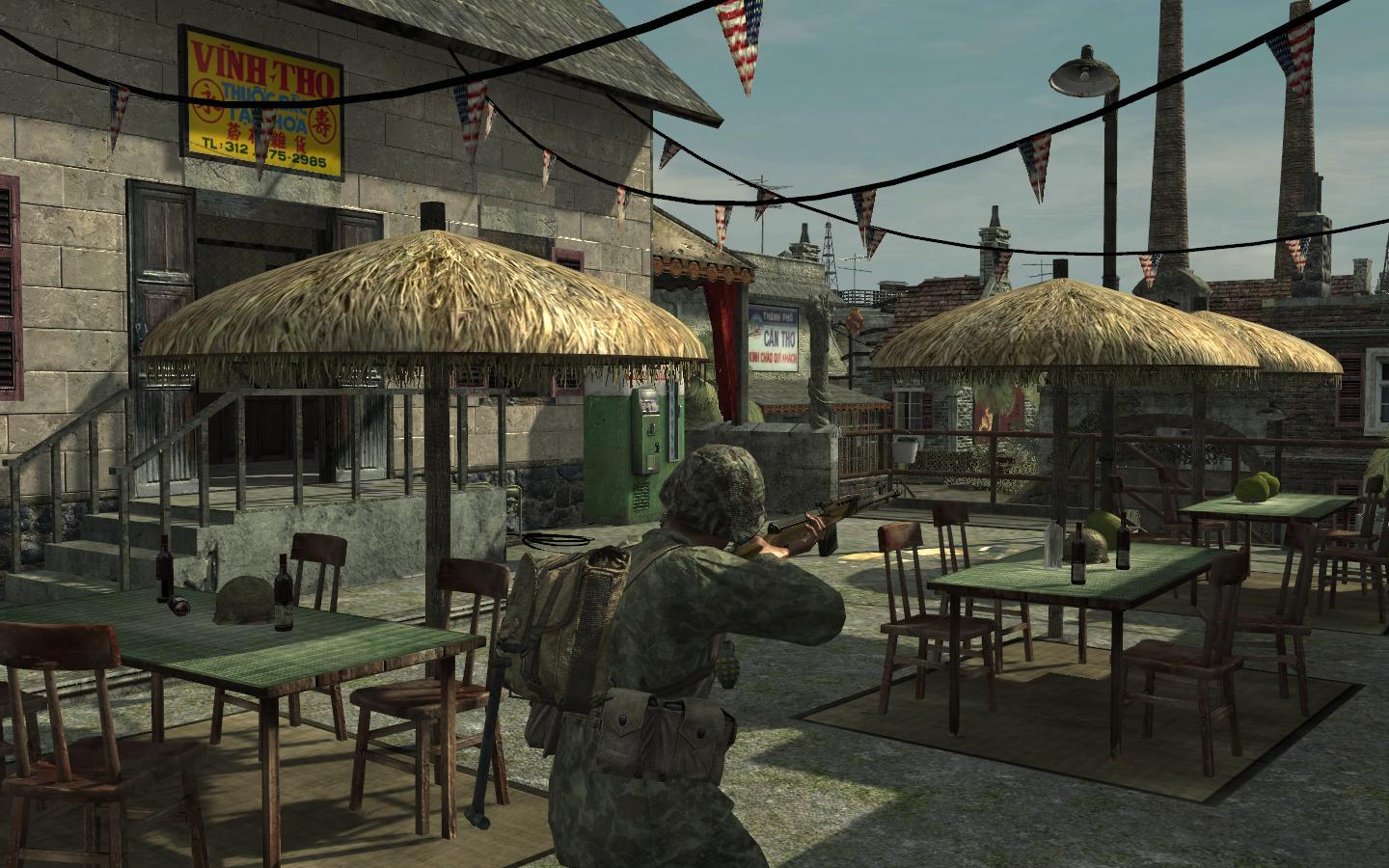 Call of Duty World at War Multiplayer Map: Quang Nam, Developed by ...