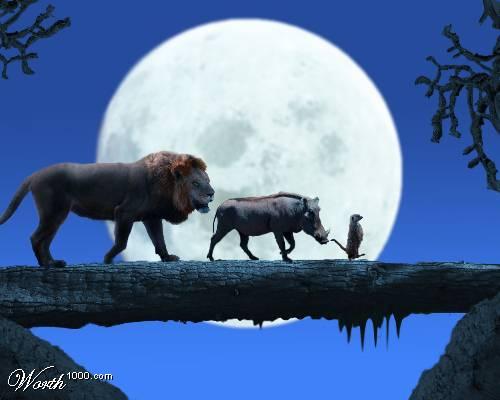 Lion King 1 2 Hakuna Matata