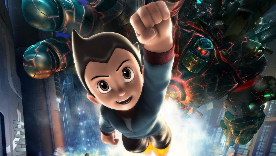 Astro Boy Preview Movie Release Sneak Peak. Robot Boys May not Exsist ...