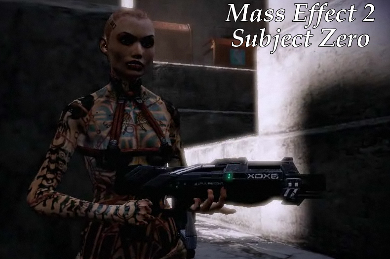mass effect 2 subject - photo #8