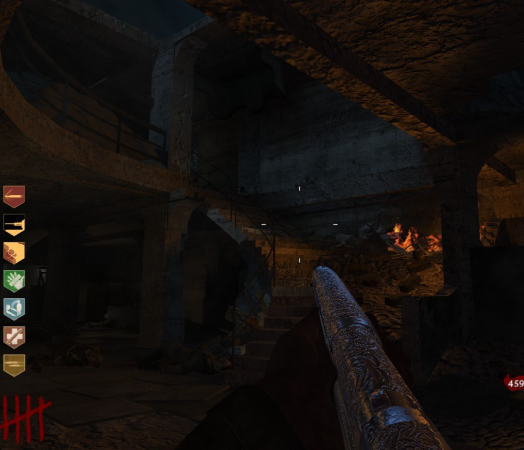 """Call of Duty World at War Mod: """"Revamped"""" Mod 1.5, by [HOG]Rampage!"""