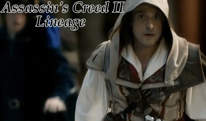 Assassin S Creed 2 Lineage Trailer Part 1 Real Life Story Of