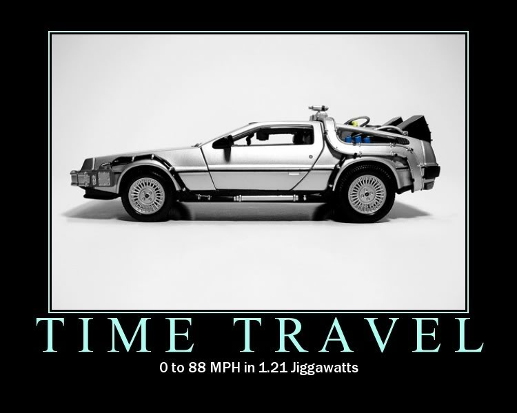 Bolso Back To The Future Travel Bag Pictures to pin on Pinterest