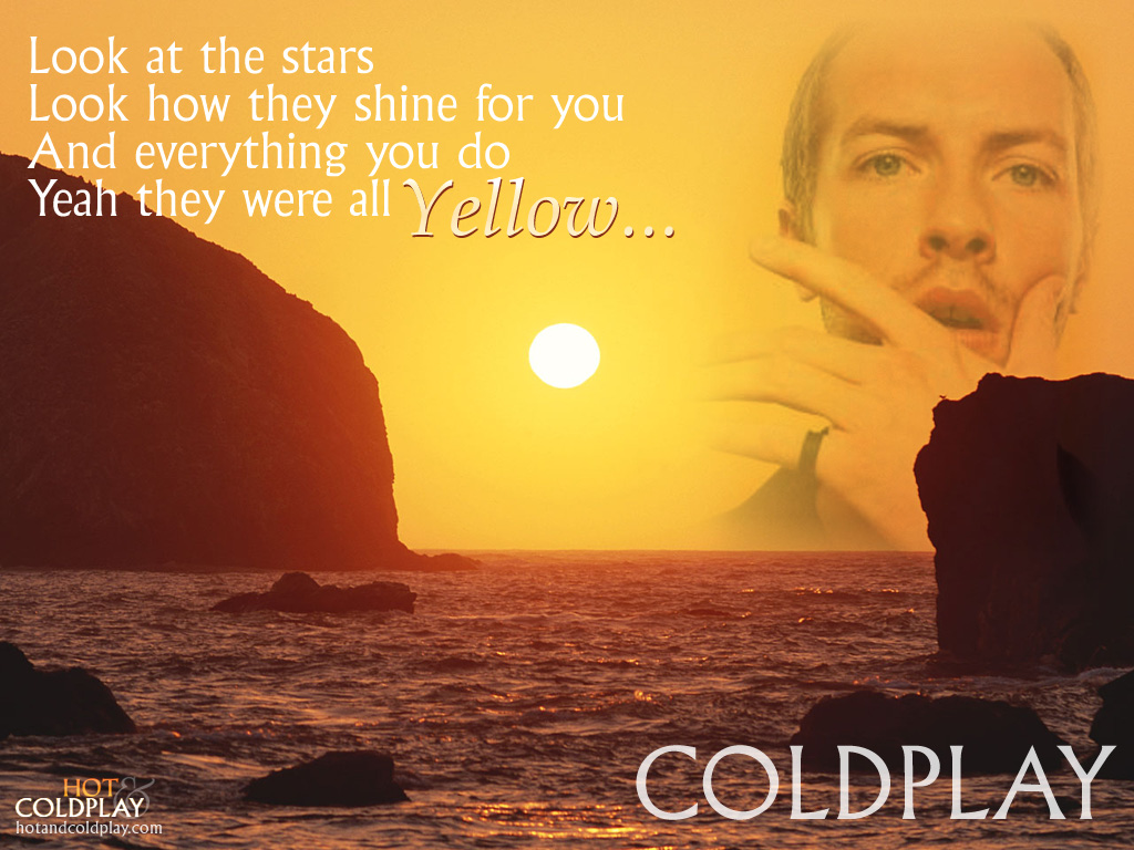 yellow by coldplay You look like someone who appreciates good music listen to all your favourite artists on any device for free or try the premium trial play on spotify.