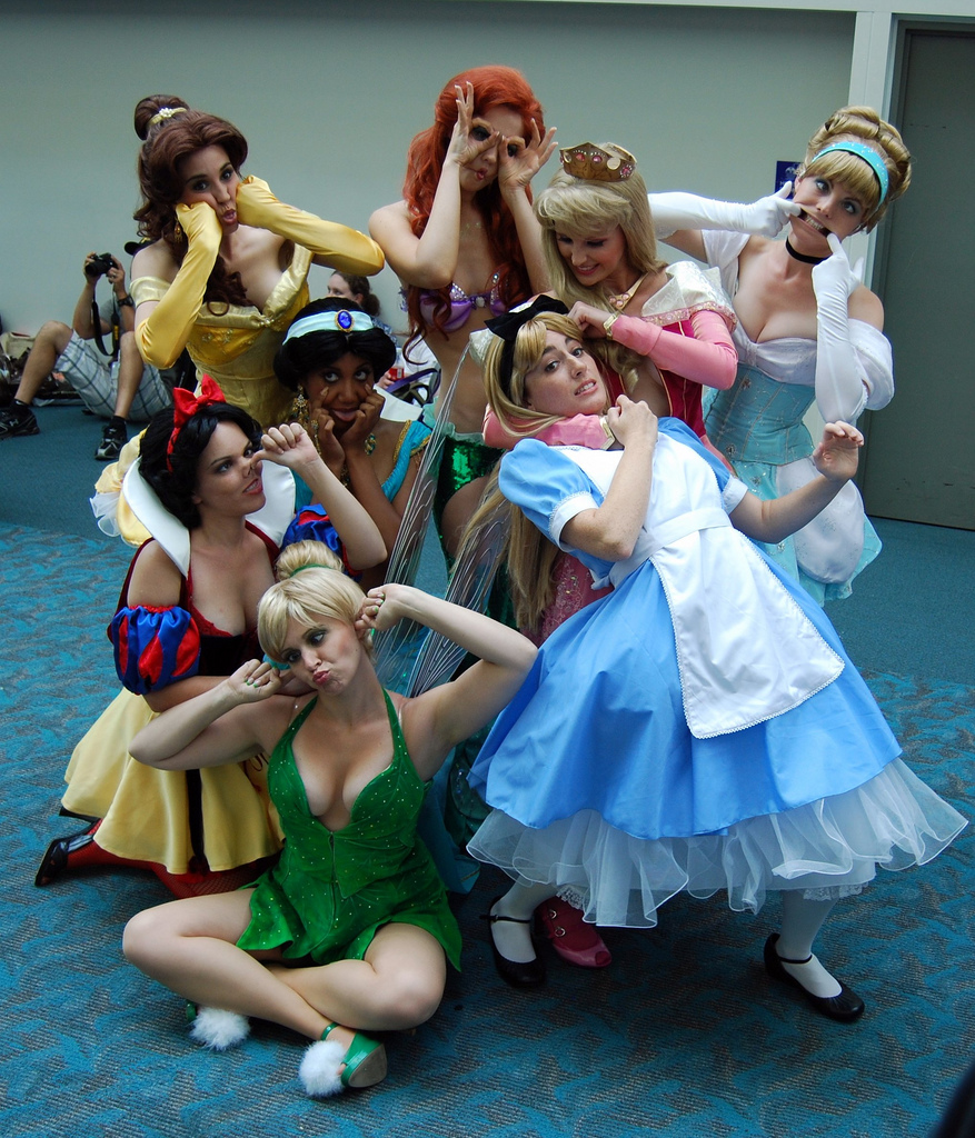 Smile For The Camera by bri-chan (DeviantArt), Now w/ Real Life Disney ...