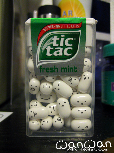 TicTac Faces