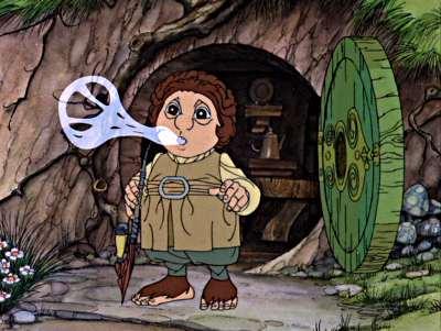 Grady the Scot BilboInTheHobbit