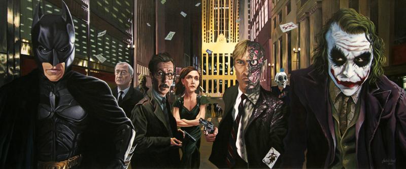 Back To The Future Batmandark Knight Saturday Night Live More 3 Jpg