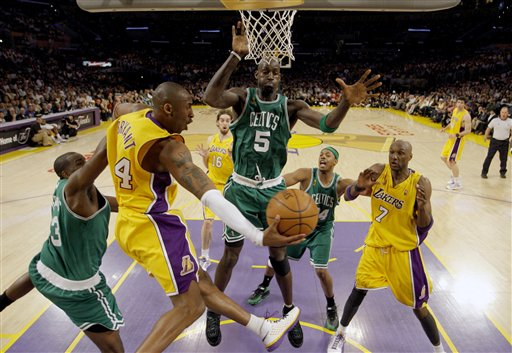 Comedic Ron Artest Interview of California Lakers Win Against Boston Celtics for 2010 NBA Final!
