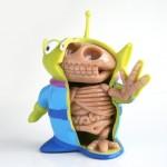 jason freeny moist production anatomy sculpture toy story skeleton