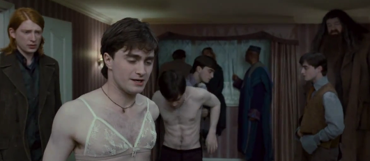 That Nude picture of harry potter are