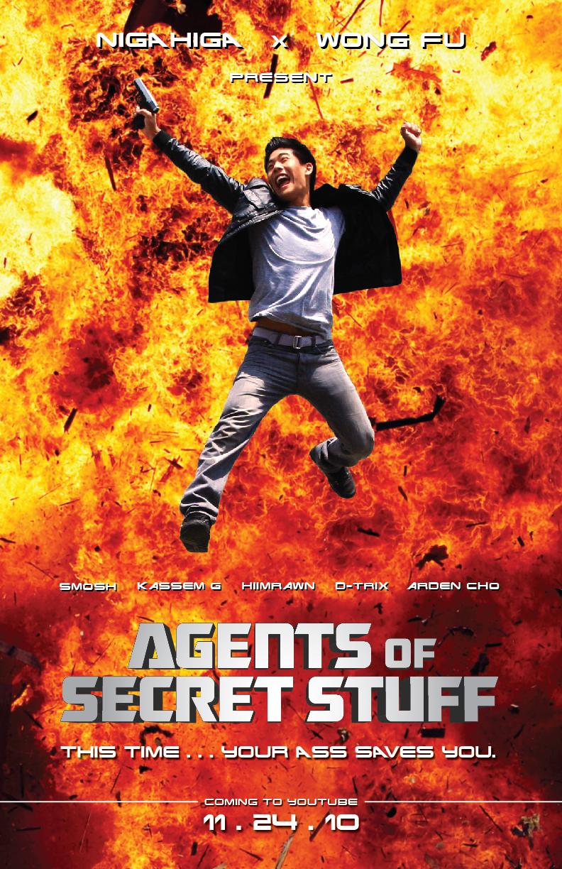 agents of secret stuff by ryan higa nigahiga wong fu productions full movie release on youtube. Black Bedroom Furniture Sets. Home Design Ideas