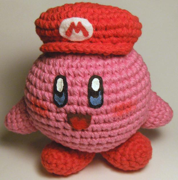 Nerdigurumi Amigurumi Patterns Featuring Kirby, Bioshock s ...