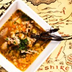 Lord of the Rings Inspired Food @ Alamo Drafthouse in Austin Texas!2