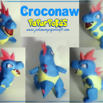 Pokemon Papercrafts by PapaerPokes! croconaw