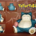 Pokemon Papercrafts by PapaerPokes! snorlax