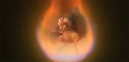ice age continental drift scrat ending a relationship