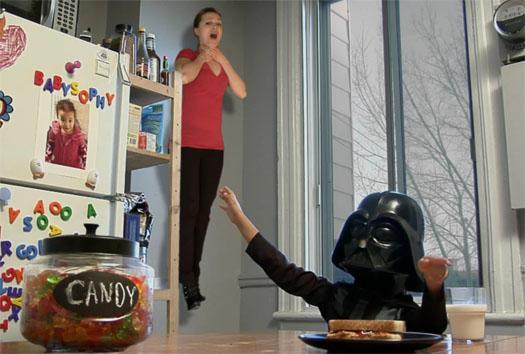 "Star Wars Darth Vader Parody ""Volkswagen Commercial: The Force"" Homicidal Toyota Kills."