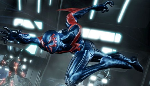 Noir Ultimate Spider-men