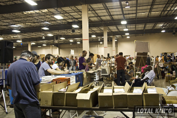 Austin Tx Record Convention Event 2011 All The Rarest