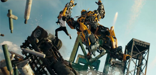 - [Critique] Transformers 3 (2011- 3D) transformers 3 dark side of the moon