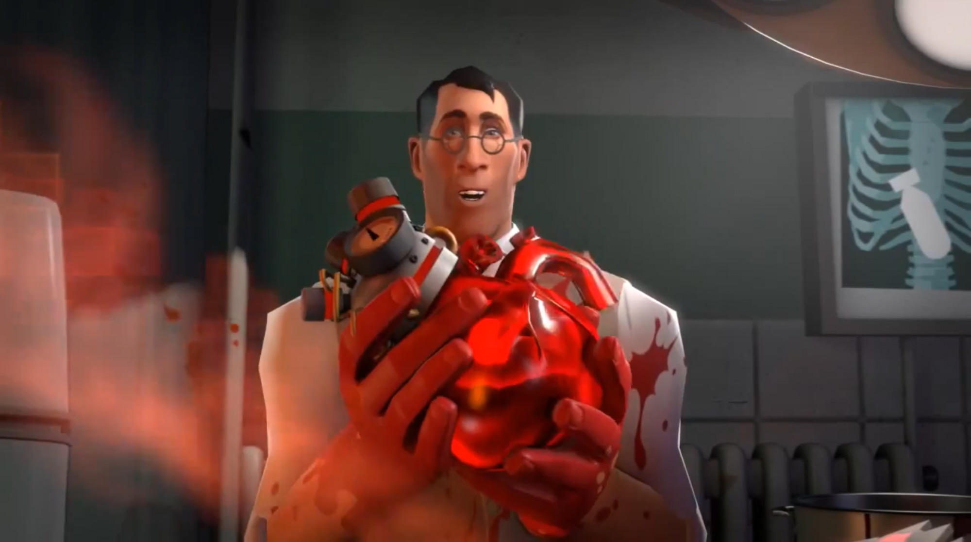 meet the medic outtakes