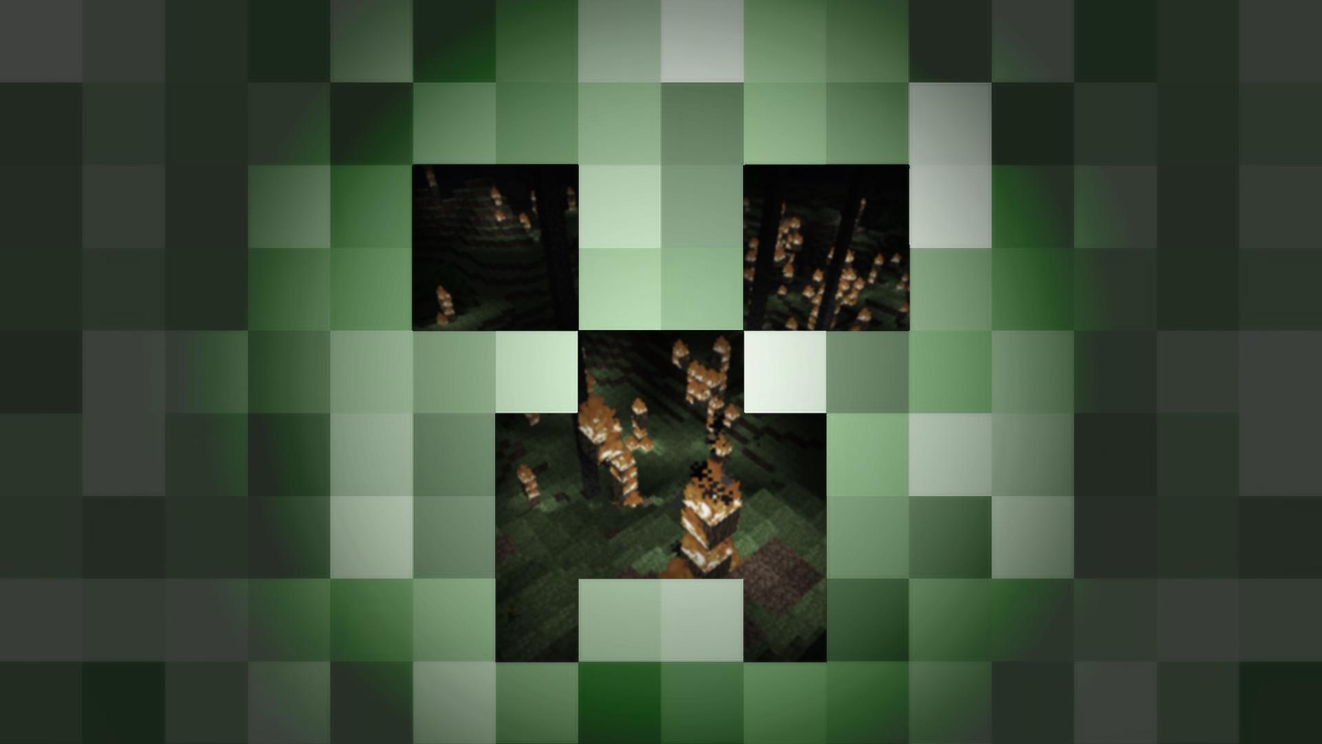 Minecraft Cool Creeper