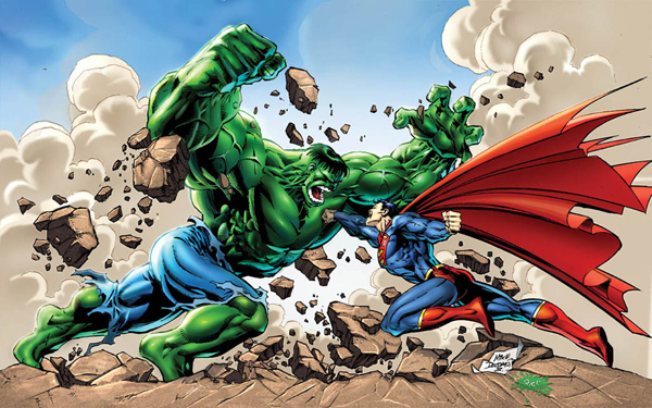 DC Superheroes and Marvel Crossover - FanFiction