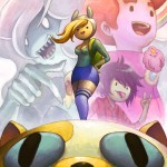 Adventure Time Fan-Art by Lord Ry (Ry-Spirit)! Featuring Fin & Jake, Princess Bubblegum & Marceline, Fionna & Cake fan fiction