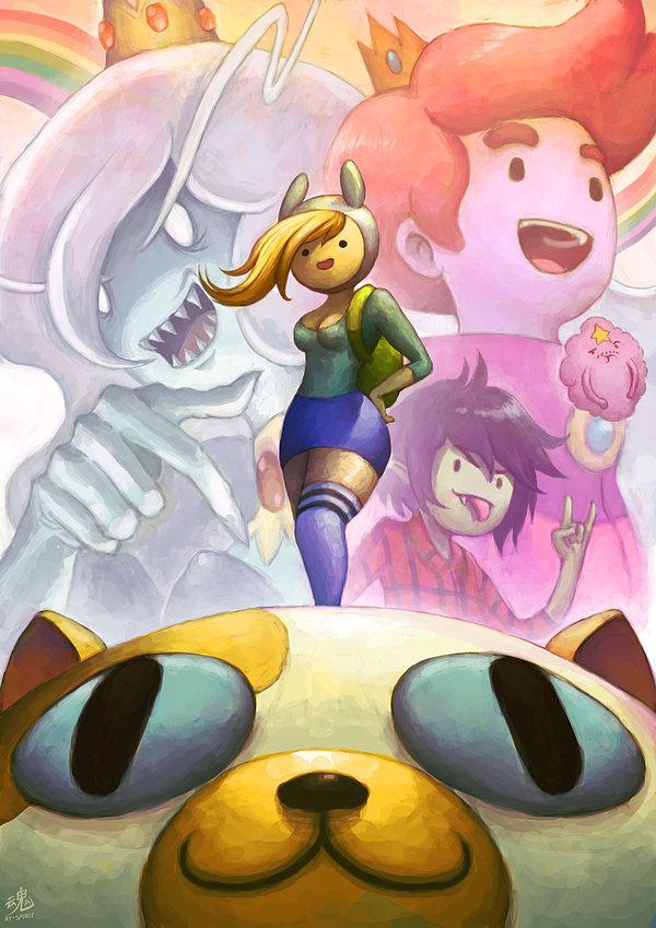 princess bubblegum cosplay Marceline and